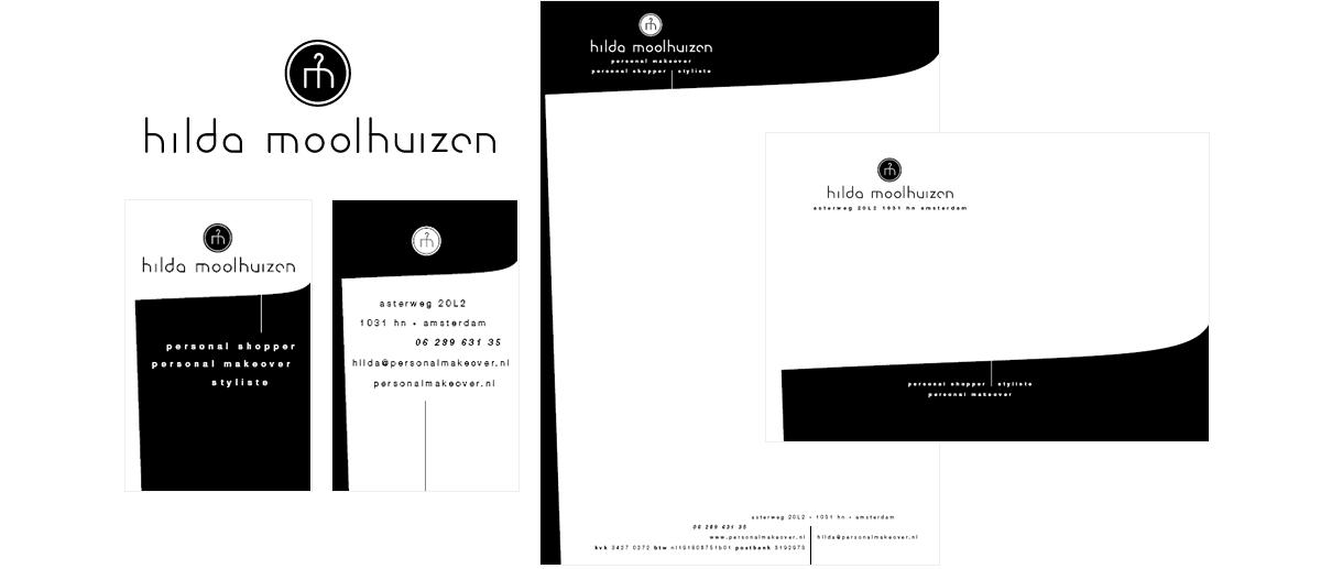 Logo Hilda Moolhuizen