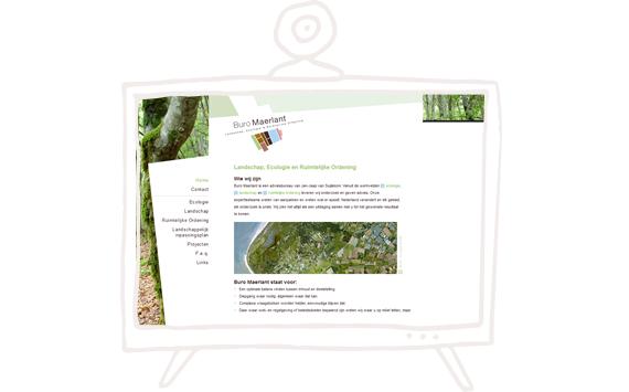 Buro Maerlant – website responsive maken